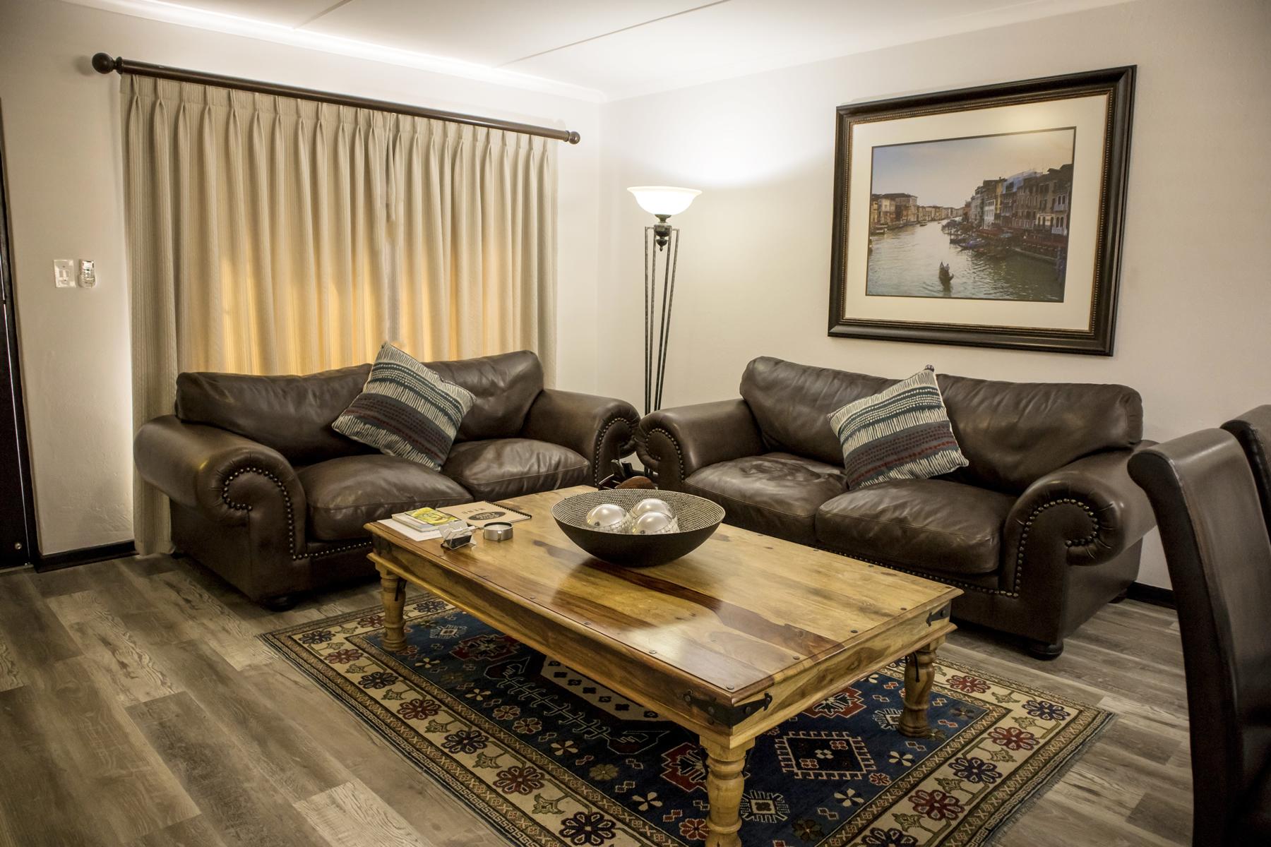 luxury and comfort