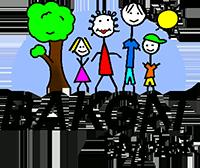 Bakgat Blyplek Logo